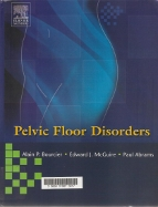pelvic floor disorders book cover